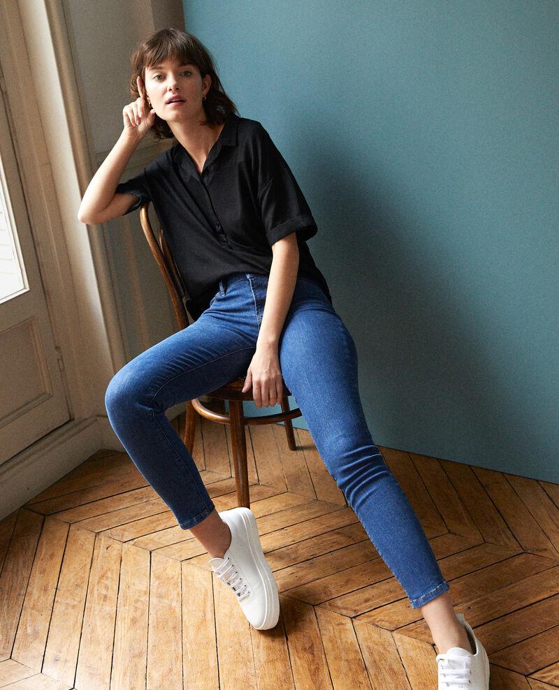 7/8 skinny cropped jeans VINTAGE INDIGO