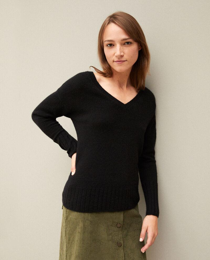Cashmere jumper NOIR