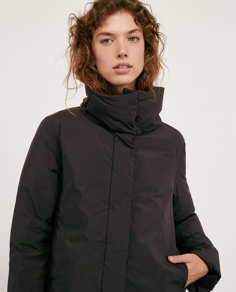 Down jacket Noir Dollection