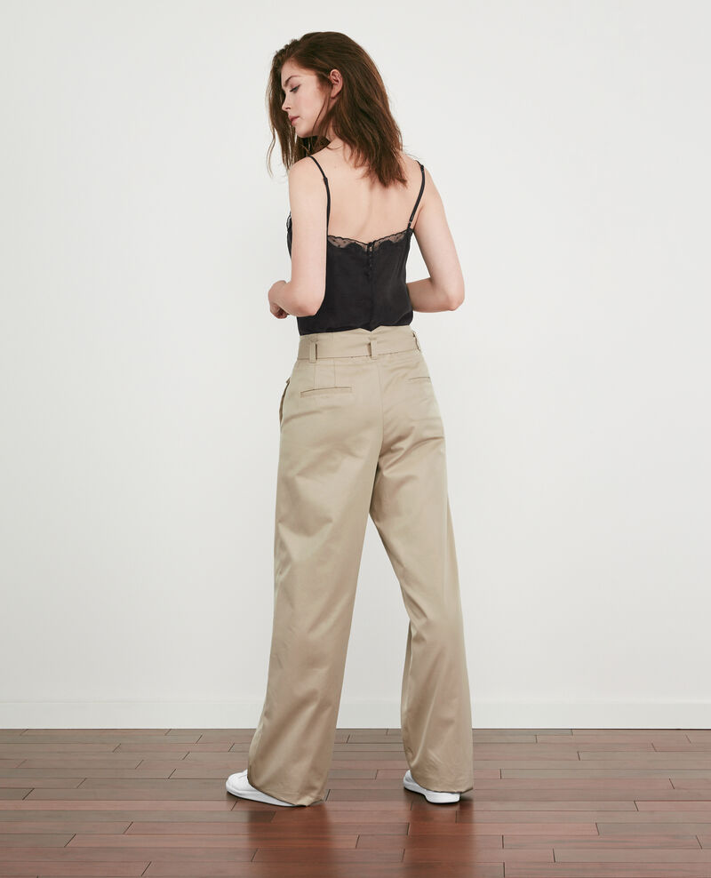Wide leg pants Dune Dabrico