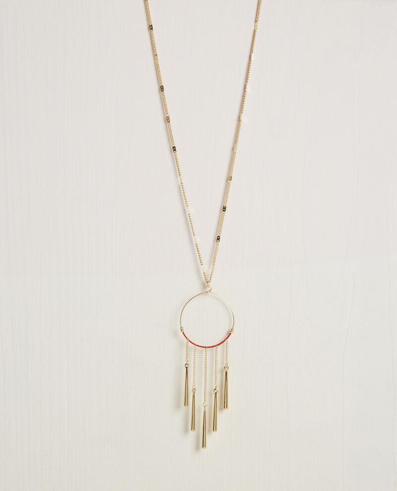 Long necklace Tomette Cependant