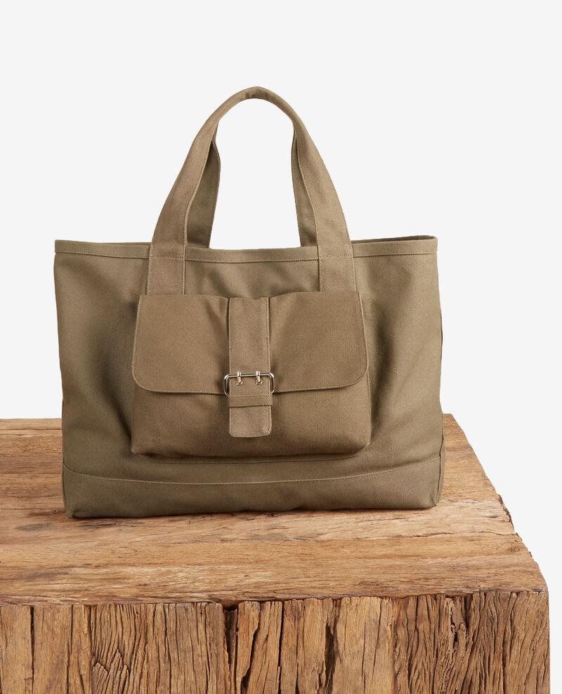 Shopper bag KAKI