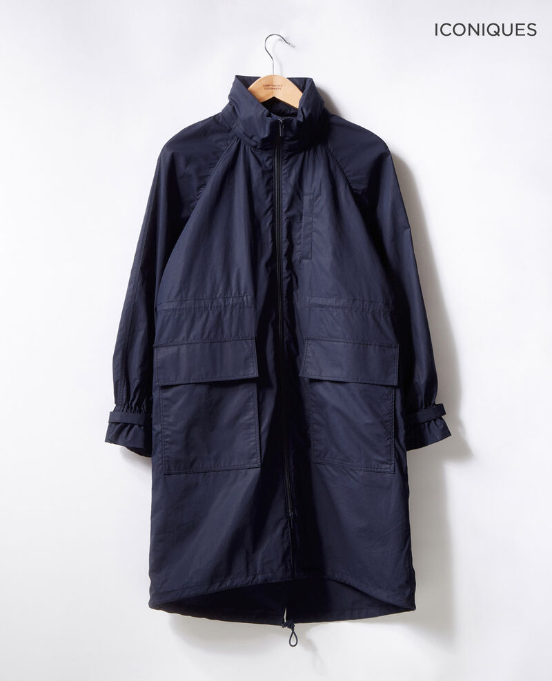 Light parka Marine Freedom