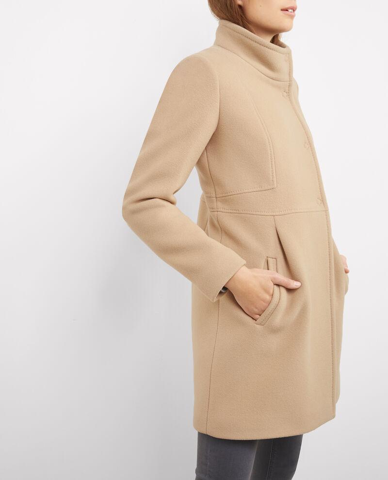 Belted wool coat Dune Bimalu