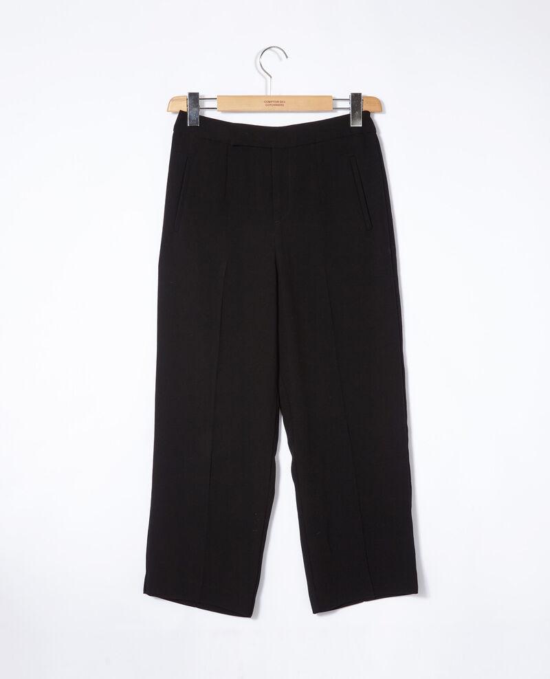 Loose fit trousers Noir Galerie