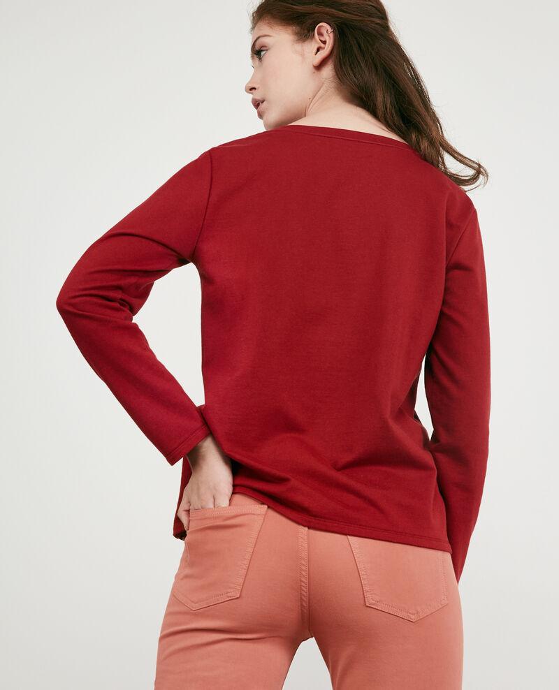 Print sweater Wildcat devil 9daventura