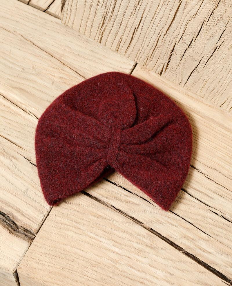 Turban-style hat Decadente chocolate Gandhi