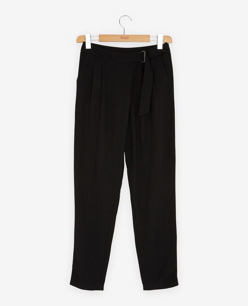 Harem pants  Noir Fetera
