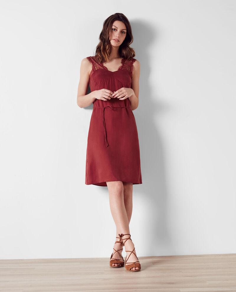 Lingerie-style dress Crimson Canuit