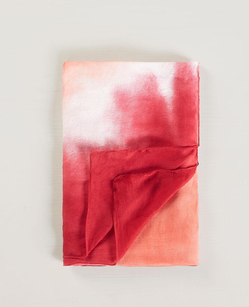 Square tie-dye scarf Tomette Cye