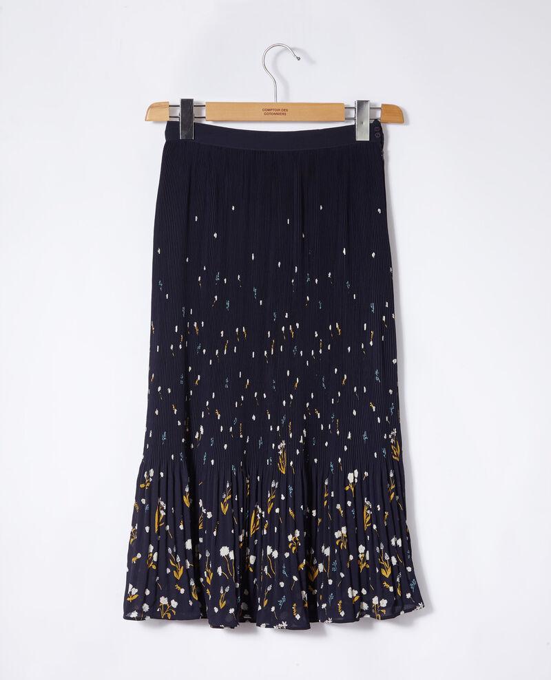 Pleated skirt Sweet meadow peacoat Garantie