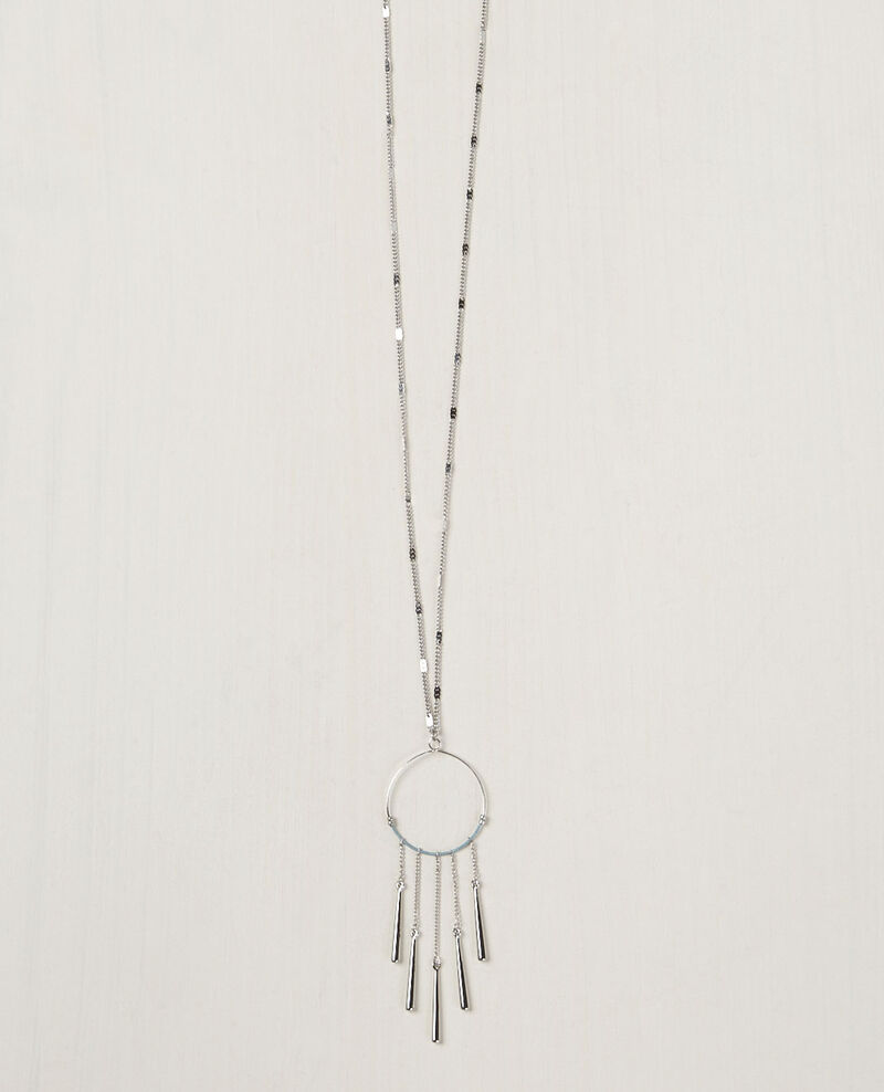 Long necklace Pierre de lune Cependant