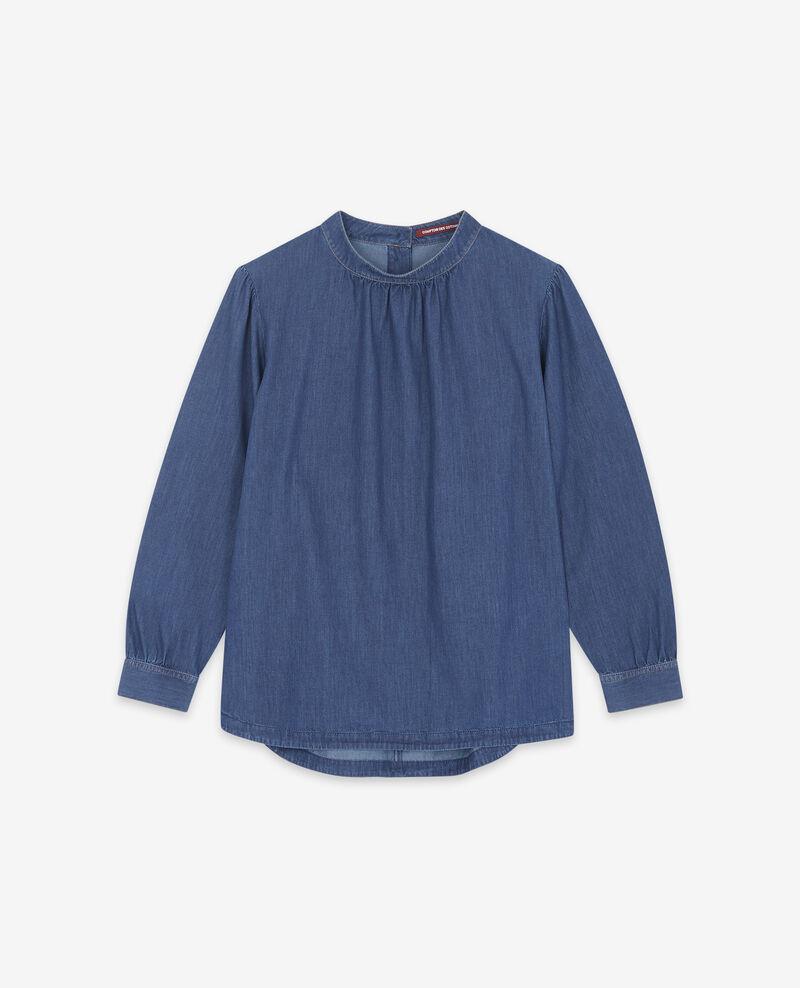 Denim blouse Light denim Darhaix