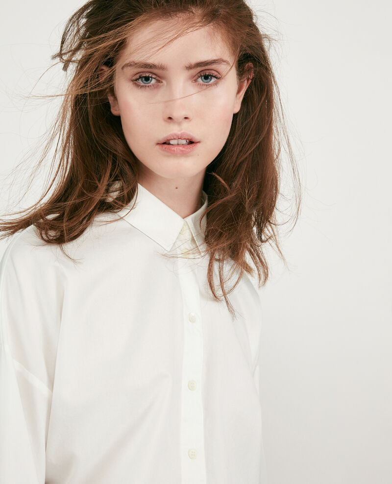 Oversized shirt Blanc Dinema