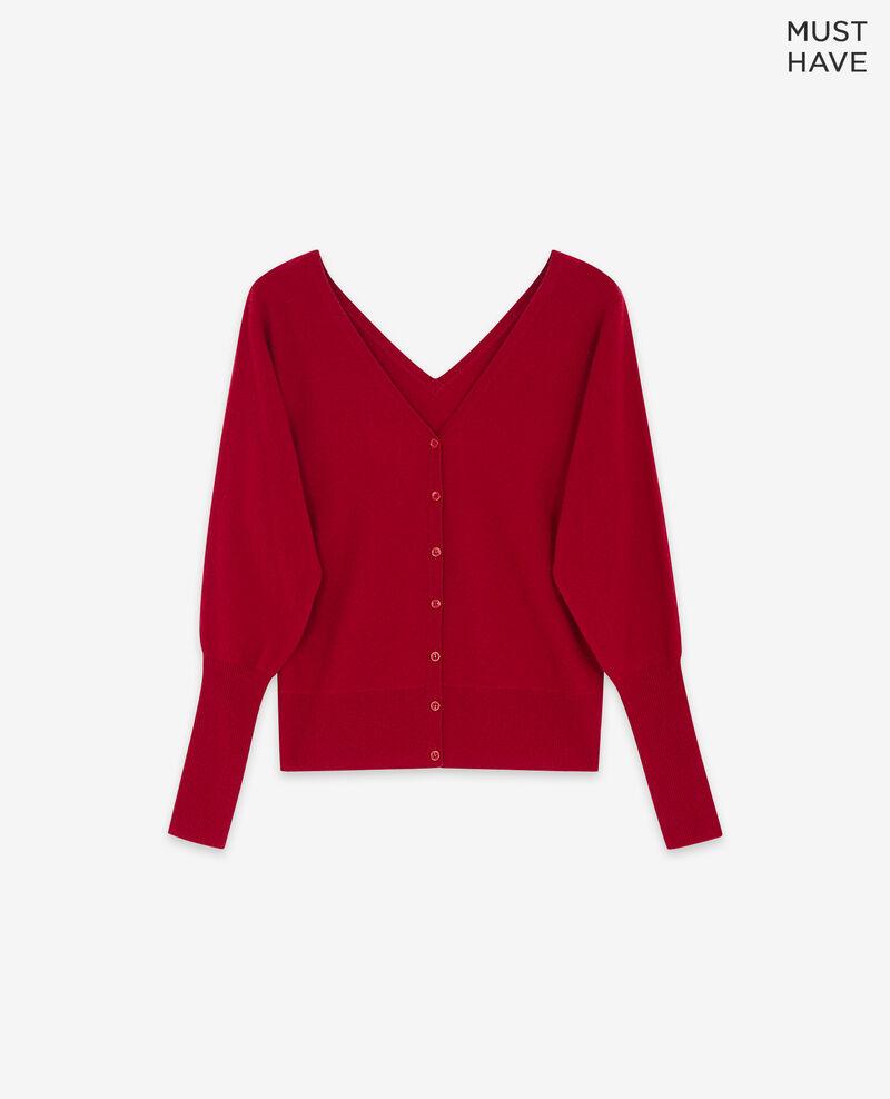 100% cashmere cardigan Devil - Dusexy | Comptoir des Cotonniers