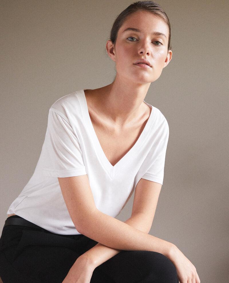 Léon T-shirt OFF WHITE