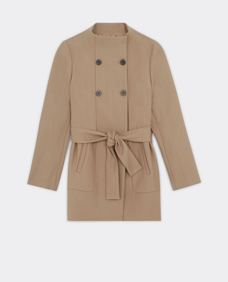 Cotton wool coat Chamois Bacran