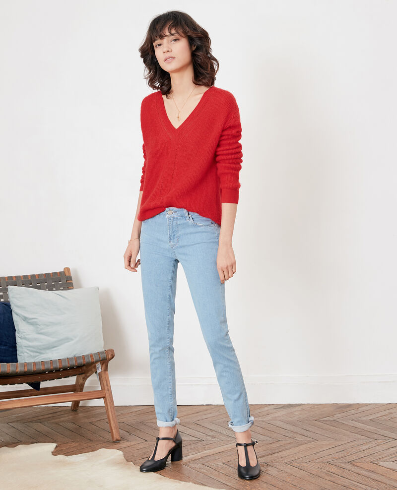 Jumper with mohair Lollipop Feever
