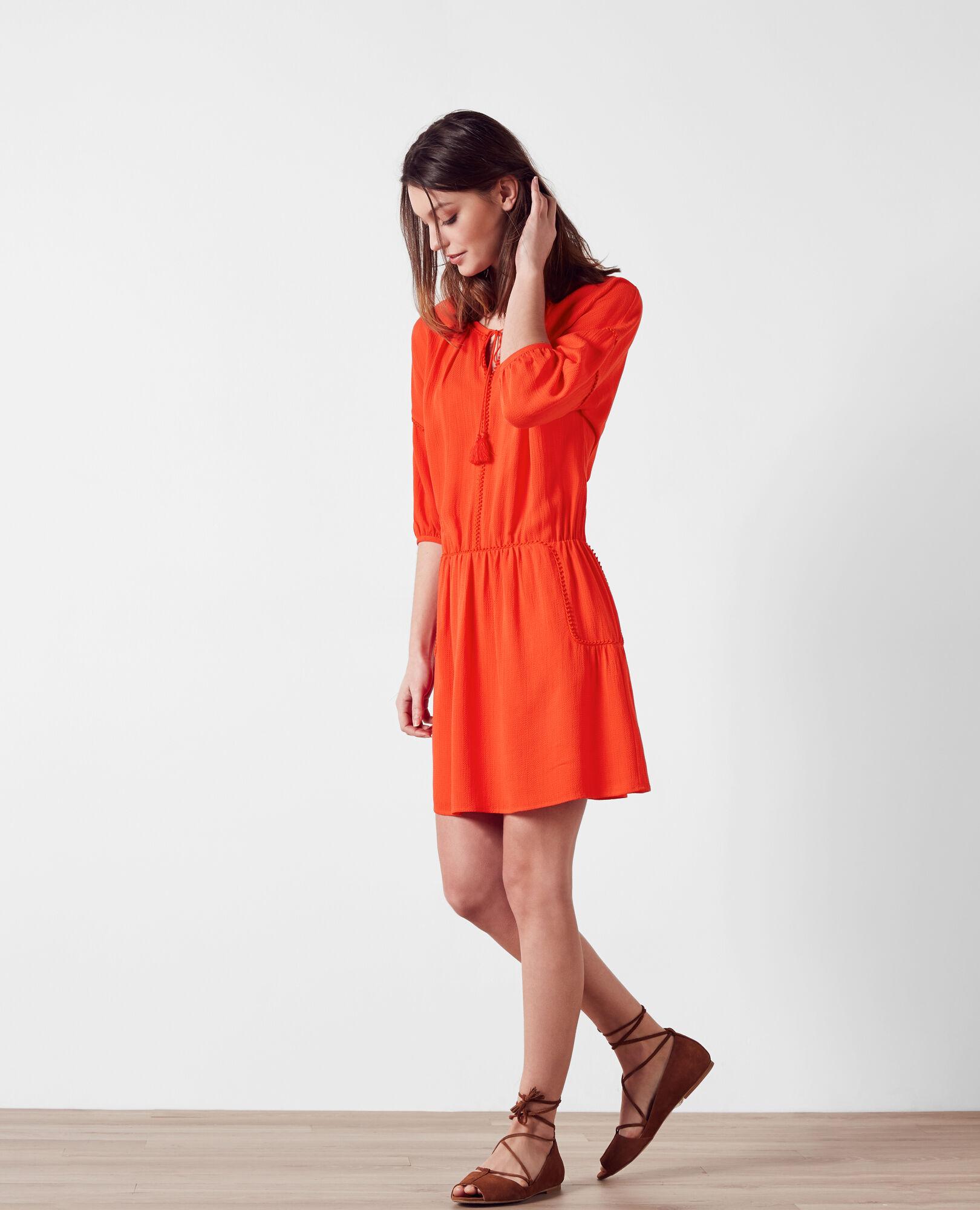Very Low Waisted Dress