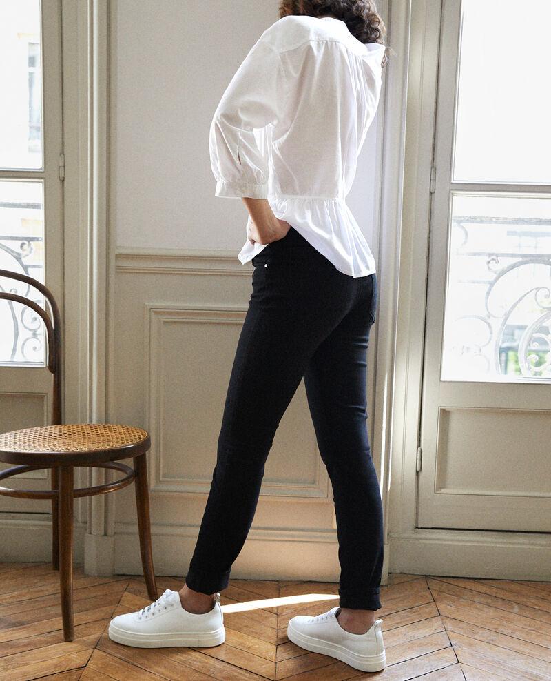 Slim fit jeans Noir Goneto