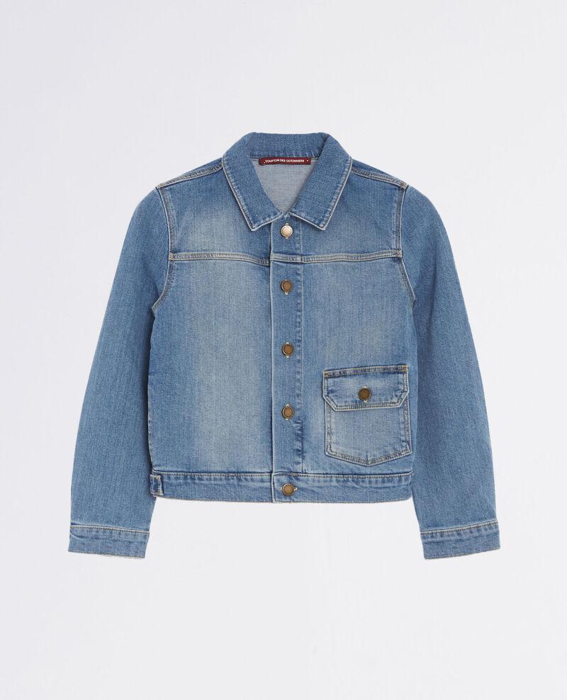 Denim jacket Blue denim Century