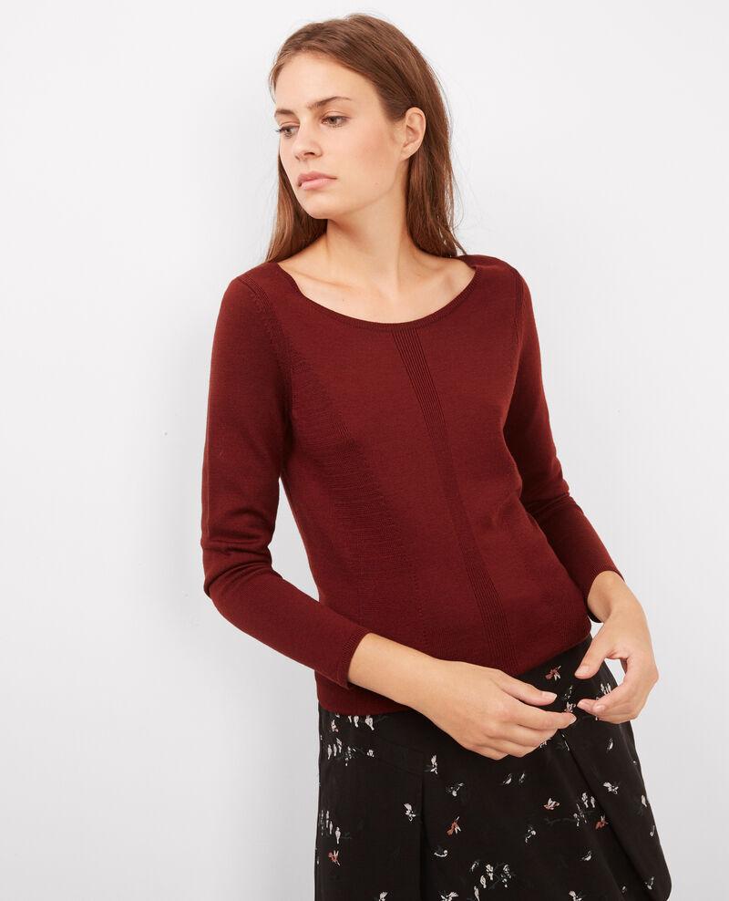 Merino wool jumper Velvet Boulbi