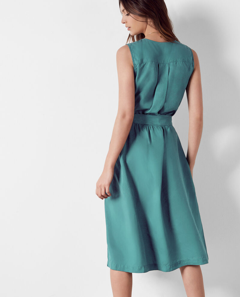 Tencel dress Jungle green Charles