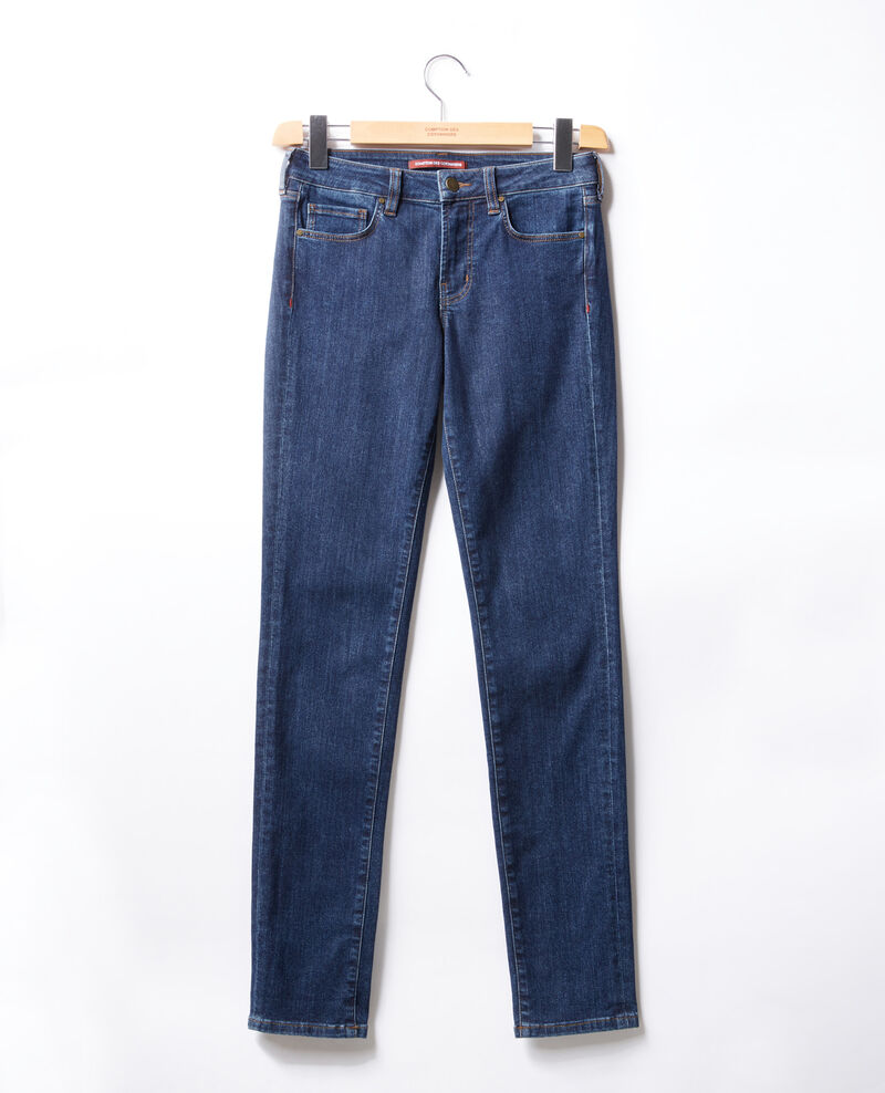 Jeans cigarette STONE BLUE