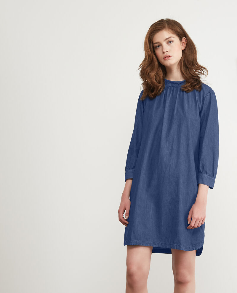 Denim dress Light denim Dampagne