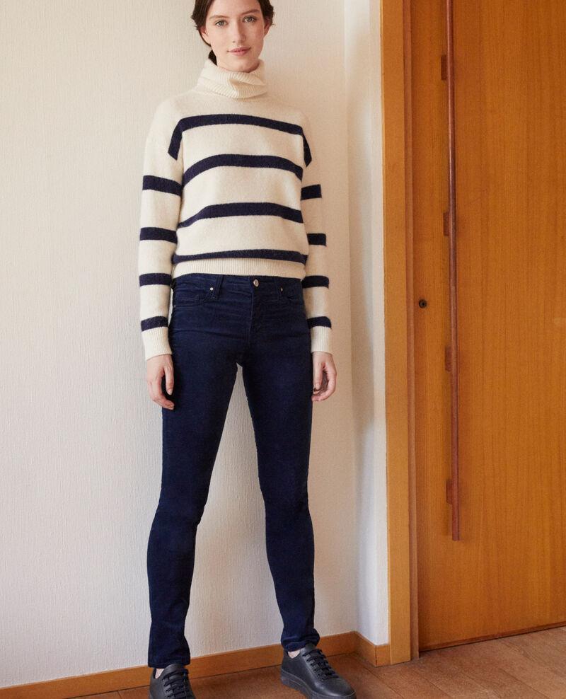 Slim fit jeans Medieval blue Guillemin