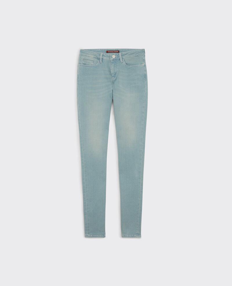 Jolie chérie skinny jeans Aegan blue Cabou