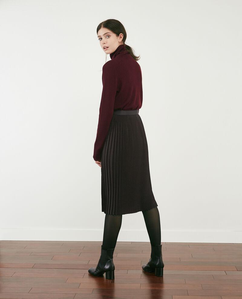 Pleated skirt Noir Dallerine