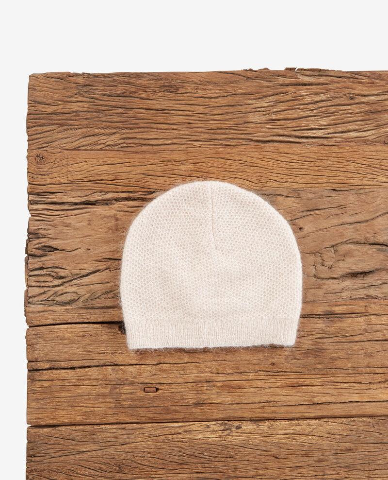 Mohair beanie Marshmallow Donnet