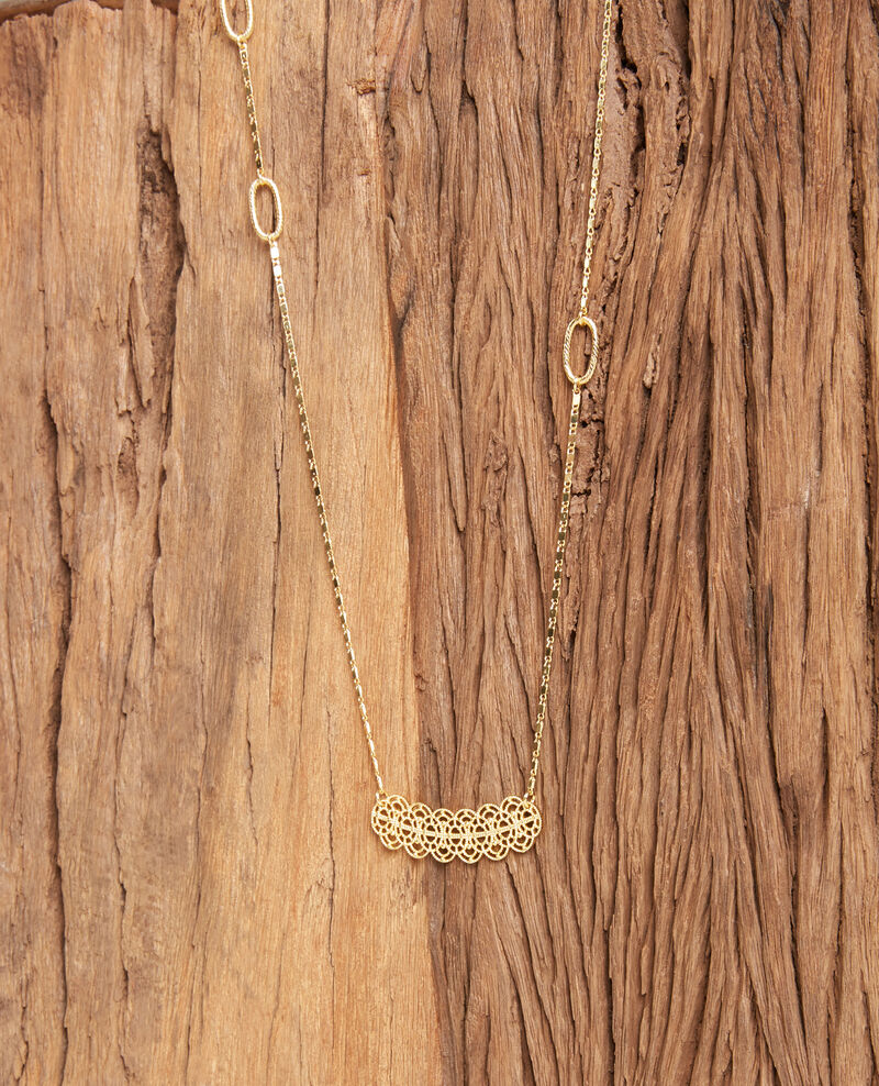 Novelty necklace GOLD