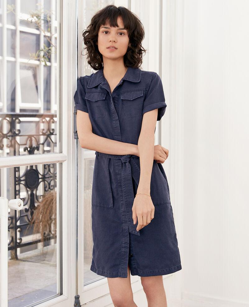 Shirt dress MARINE