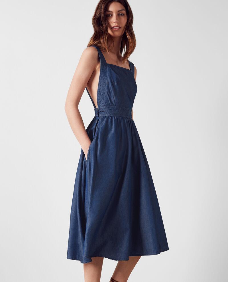 Denim apron dress Denim