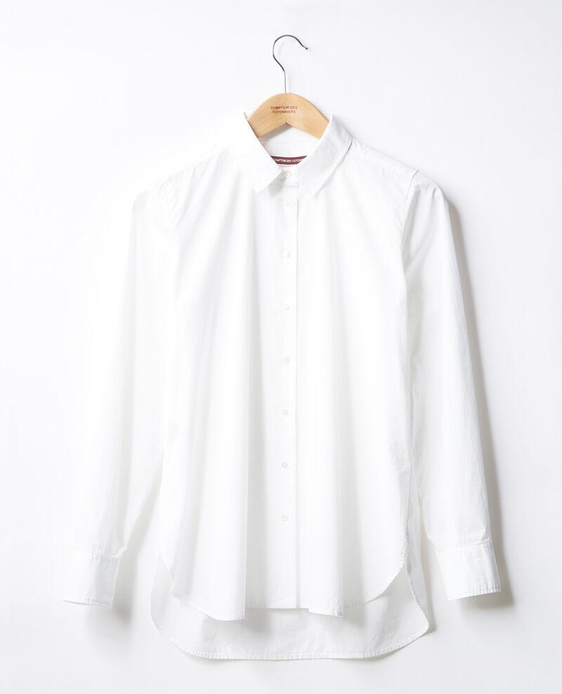 Oversize shirt Blanc Fadeau