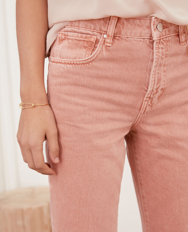 Vintage fit jeans Faded rose Farrago