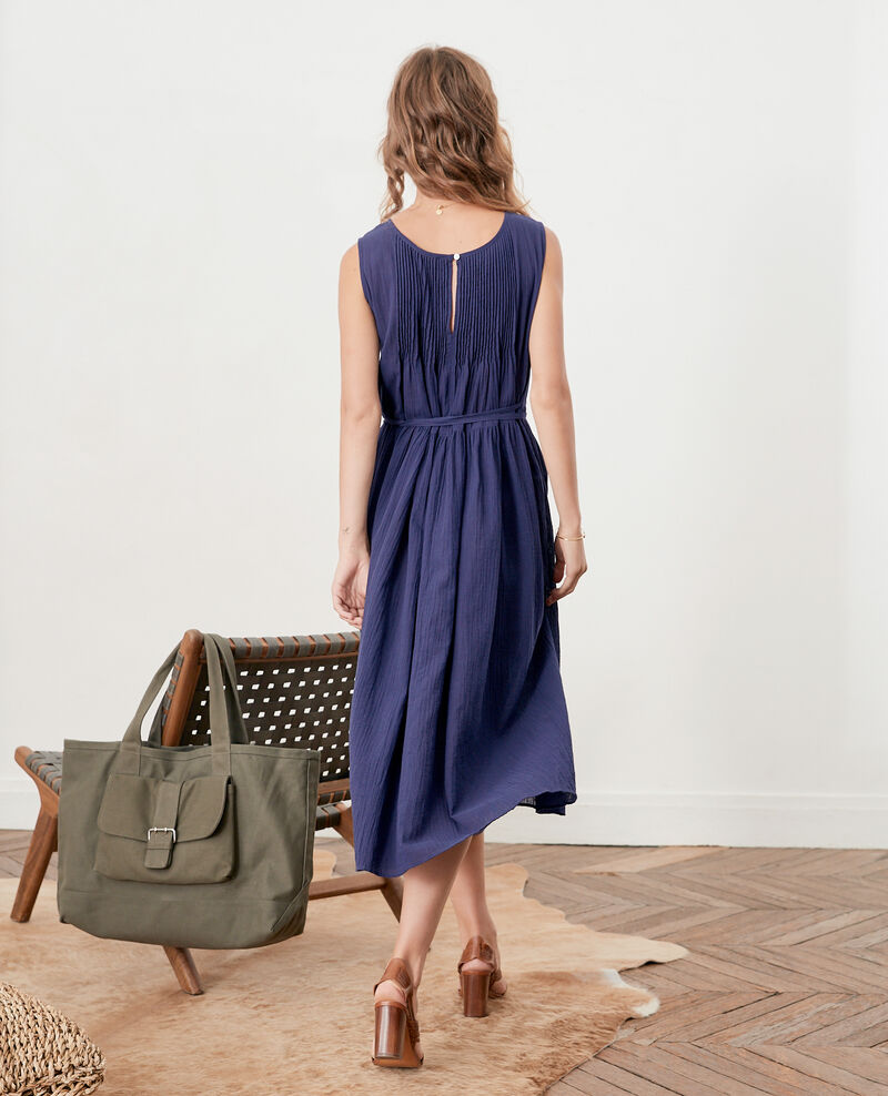 Dress with pleat details Marine Feiko