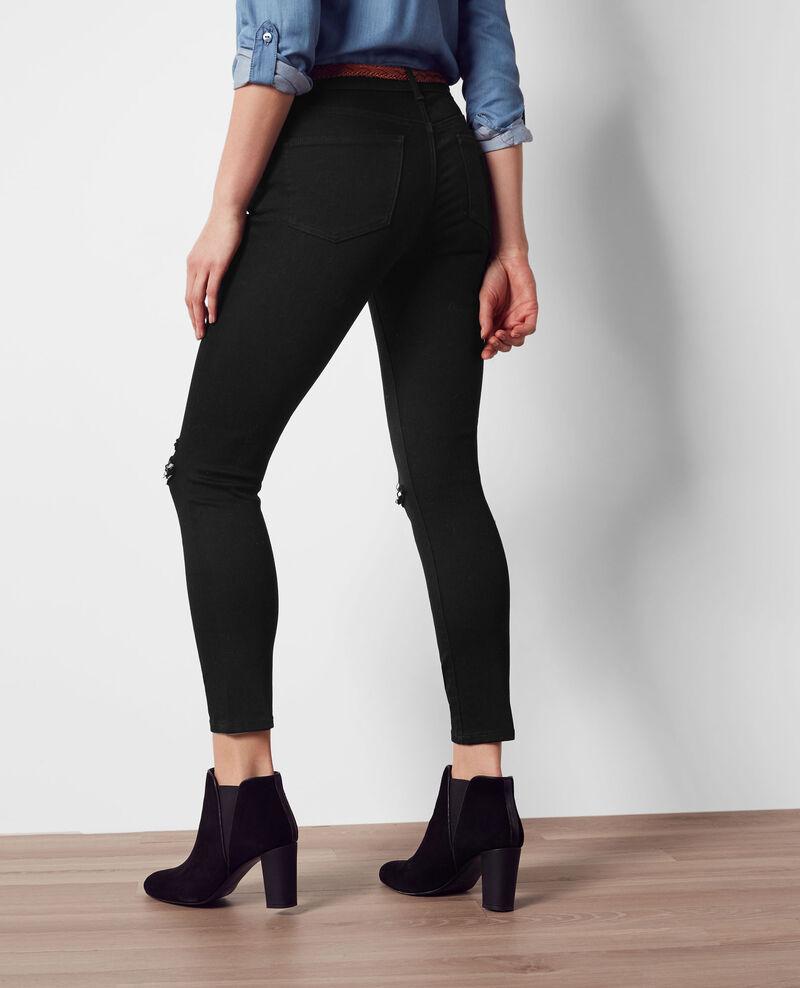 Boyfriend jeans Noir Chose