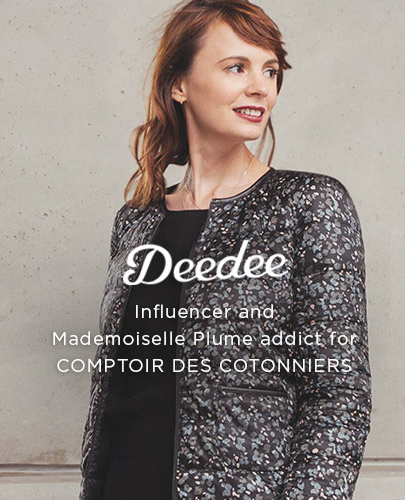 Women s thin down jackets mademoiselle plume comptoir des cotonniers - Comptoir des cotonniers mademoiselle plume ...