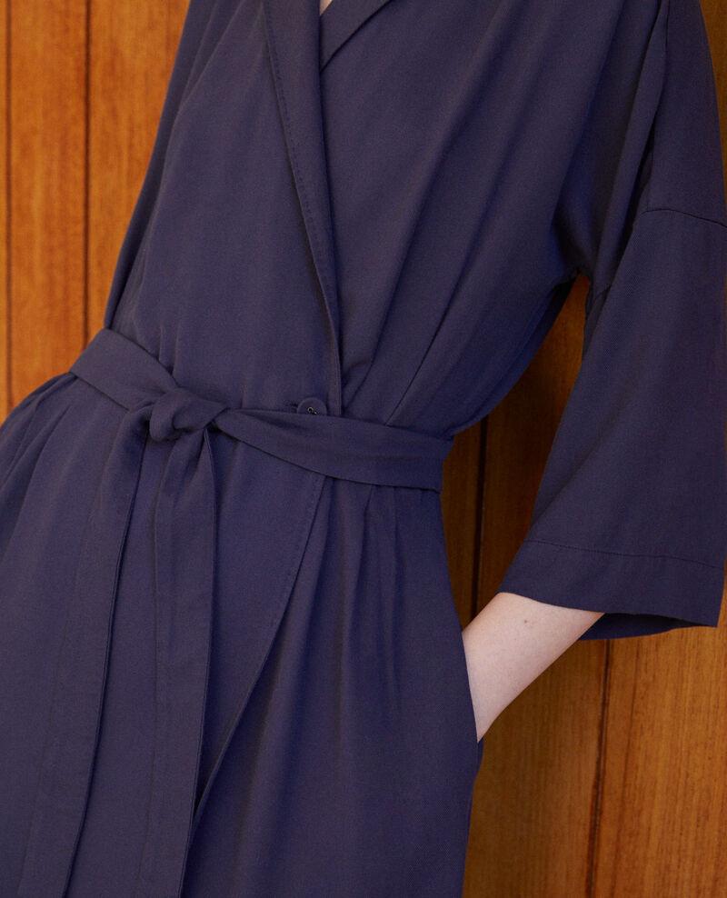 Wrap dress Peacoat Guichard