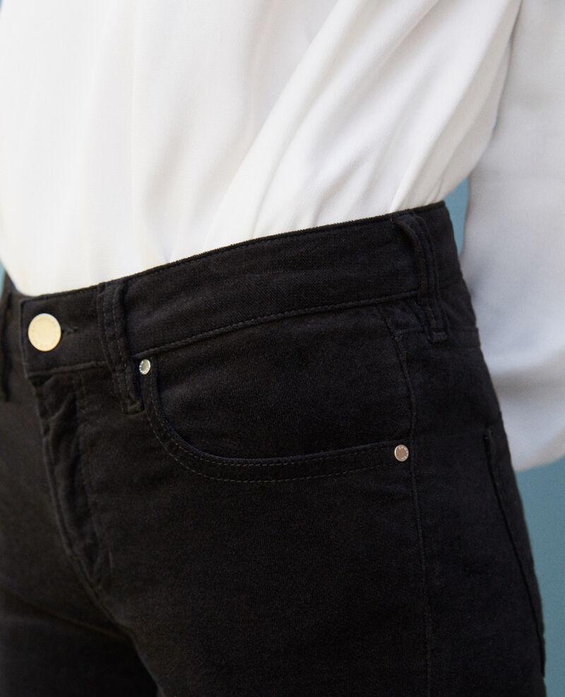 Slim fit jeans Noir Guillemin