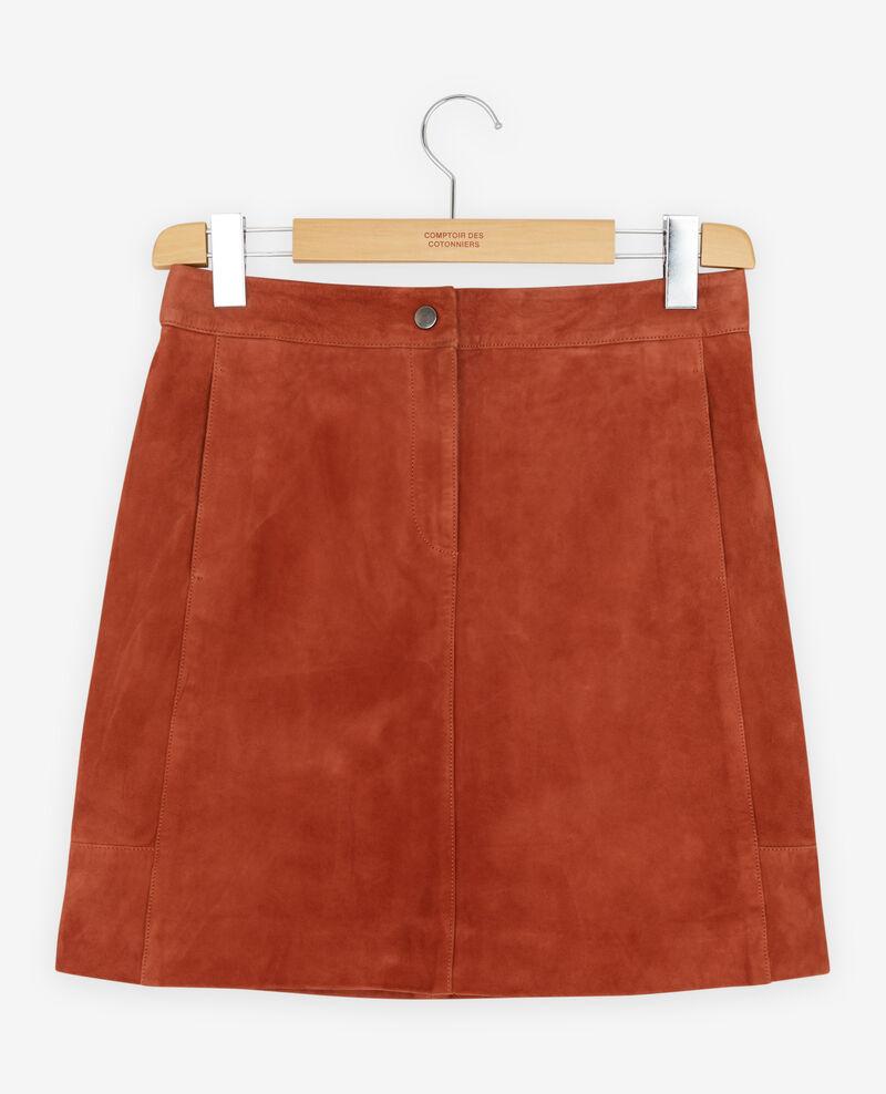 Suede skirt Auburn Farrin