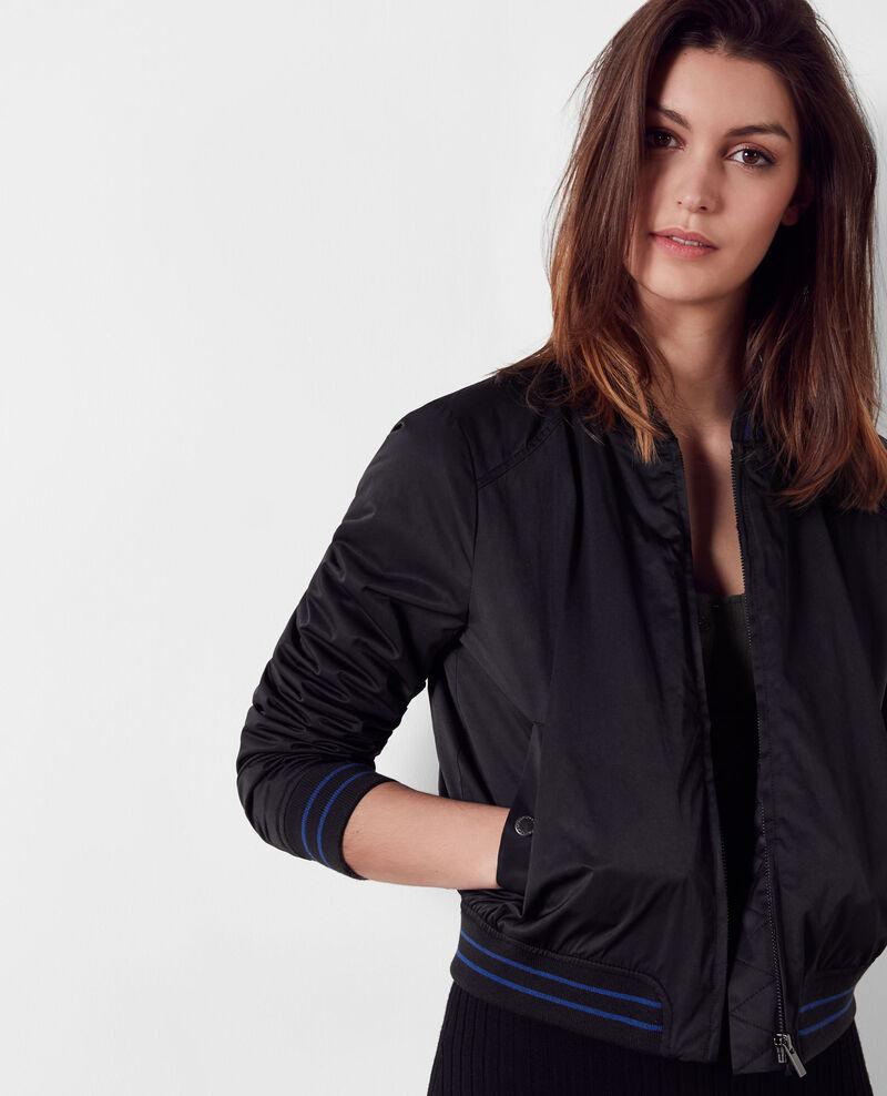 Bomber jacket Noir Combers