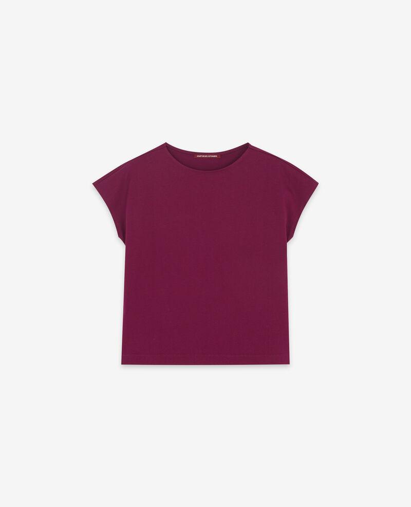T-shirt  Dark peony Dais