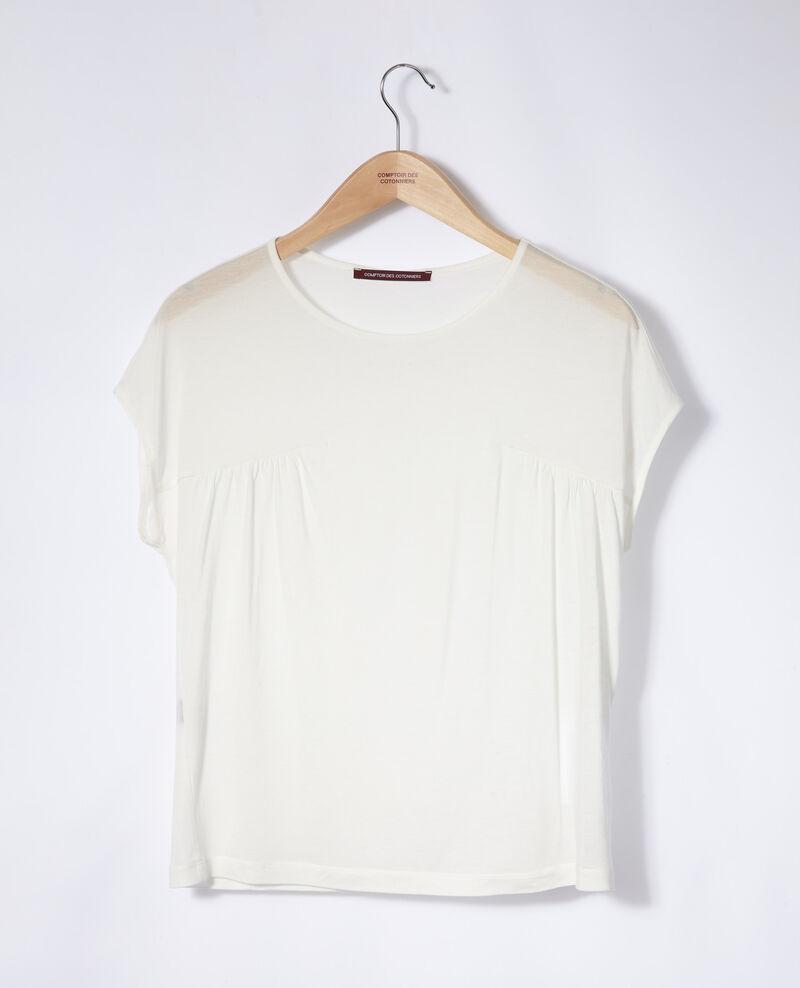 Round neck t-shirt Off white Gaillet