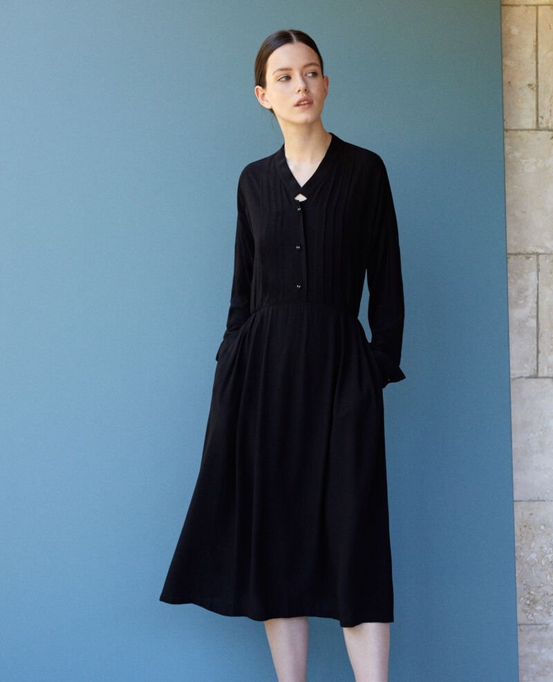 Mid-length dress NOIR