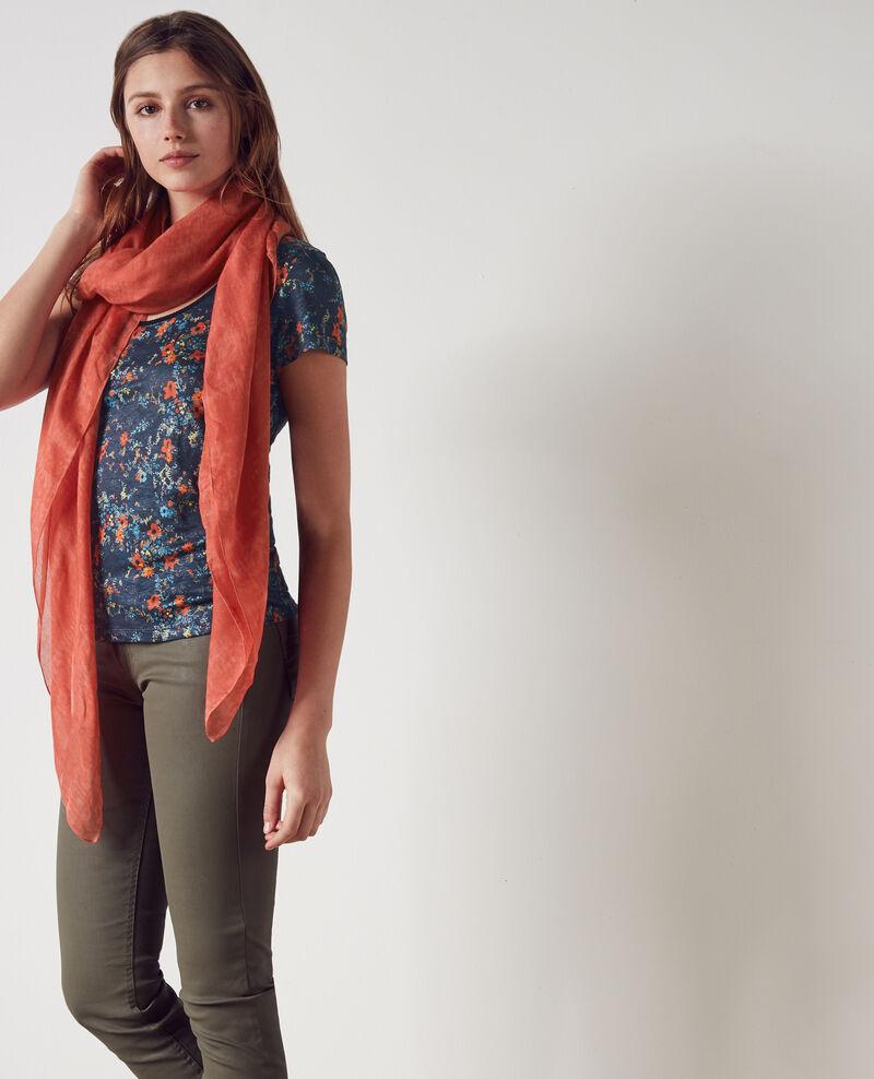 Square scarf Tomette Ciarritz