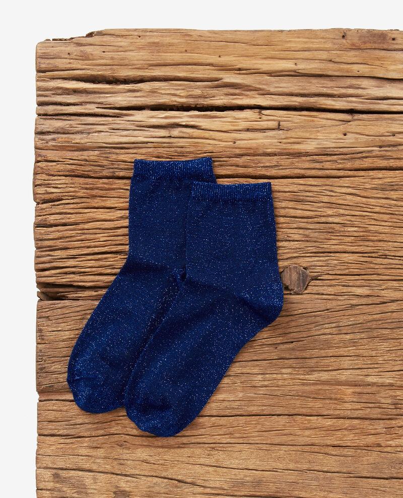 Sparkly socks Sapphire Daussette